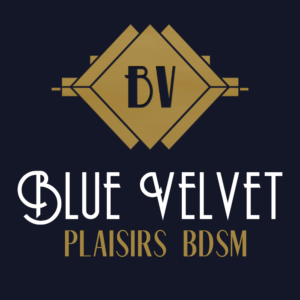 Blue Velvet BDSM logo